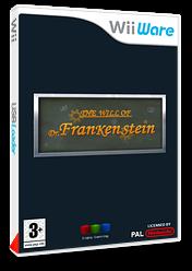 The Will of Dr. Frankenstein pochette WiiWare (WWLP)