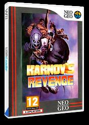 Karnov's Revenge VC-NEOGEO cover (EBBP)