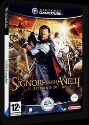 Il Signore degli Anelli: Il ritorno del Re GameCube cover (GKLI69)
