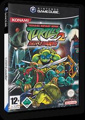 Teenage Mutant Ninja Turtles 2: Battle Nexus GameCube cover (GNIPA4)