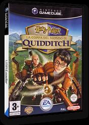 Harry Potter:La Coppa del Mundo di Quidditch GameCube cover (GQWX69)