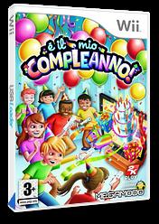 E' il mio Compleanno! Wii cover (R2YP54)