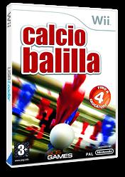 Calcio Balilla Wii cover (R4BPGT)