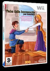 Fiabe della buonanotte per bambine Wii cover (R4FP7J)