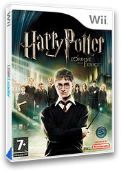 Harry Potter e l'Ordine della Fenice Wii cover (R5PX69)