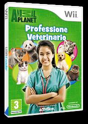 Animal Planet: Professione Veterinario Wii cover (R82P52)