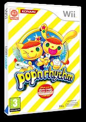 Pop'n Rhythm Wii cover (R83PA4)