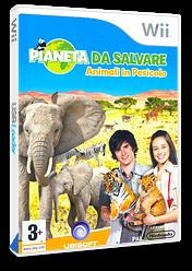 Pianeta Da Salvare: Animali in Pericolo Wii cover (R8VP41)