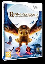 Il Regno di Ga'Hoole: La leggenda dei Guardiani Wii cover (R9GPWR)