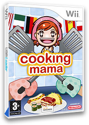 Cooking Mama Wii cover (RCCPGT)