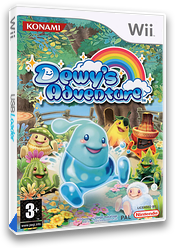 Dewy's Adventure Wii cover (RDRPA4)