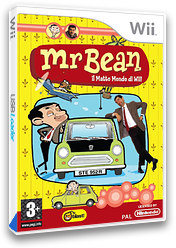 Mr Bean: il Matto Mondo di Wii Wii cover (REBPMT)
