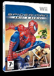 Spider-Man: Amici o Nemici Wii cover (RFOP52)