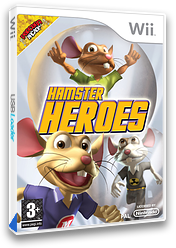 Hamster Heroes Wii cover (RH4XUG)