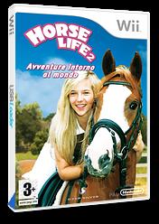 Horse Life 2: Avventure intorno al mondo Wii cover (RH5PKM)