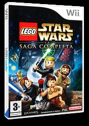 LEGO Star Wars: La Saga Completa Wii cover (RLGP64)