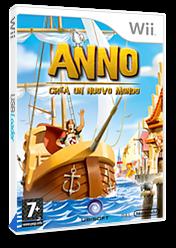 ANNO: Crea un Nuovo Mondo Wii cover (RN4P41)