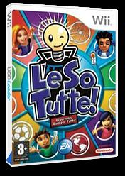 Le So Tutte! Wii cover (RP2P69)
