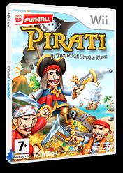 Pirati: Il Tesoro di Barba Nera Wii cover (RP7P52)