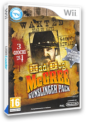 Mad Dog McCree Gunslinger Pack Wii cover (RQ5X5G)