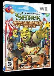 Shrek: Tutti al Luna Park Mini-Giochi Wii cover (RRQP52)