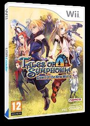 Tales of Symphonia: L'Alba di un Nuovo Mondo Wii cover (RT4PAF)