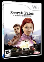 Secret Files: Il Mistero di Tunguska Wii cover (RTUFKM)