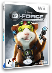 G-Force: Superspie in missione Wii cover (RUEY4Q)