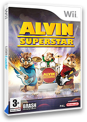 Alvin Superstar Wii cover (RVBPRS)