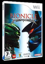 Bionicle Heroes Wii cover (RVIP4F)