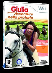 Giulia Passione Avventure Nella Prateria Wii cover (RW8P41)