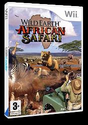 Wild Earth: African Safari Wii cover (RWDP5G)
