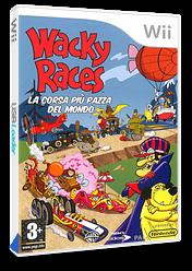 Wacky Races: la corsa più pazza del mondo Wii cover (RWRP4F)