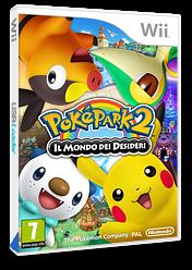 PokéPark 2:Il Mondo dei Desideri Wii cover (S2LP01)
