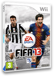 FIFA 13 Wii cover (S3FX69)