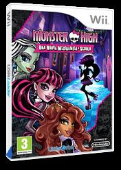 Monster High: Una Nuova Mostramica a Scuola Wii cover (S5MPVZ)