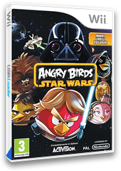 Angry Birds: Star Wars Wii cover (S7DP52)