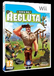 Vita da Recluta Wii cover (SAYP41)