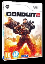Conduit 2 Wii cover (SC2P8P)