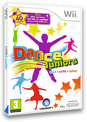 Dance Juniors Wii cover (SDZP41)