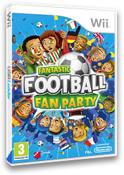 Fantastic Football Fan Party Wii cover (SFPPFR)