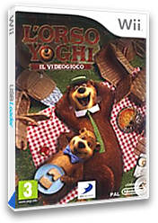 L'Orso Yoghi:Il Videogioco Wii cover (SG8PAF)