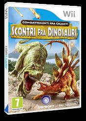 Combattimenti fra Giganti: Scontri fra Dinosauri Wii cover (SGXP41)