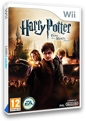 Harry Potter e i Doni della Morte - Parte 2 Wii cover (SH5P69)