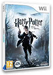 Harry Potter e i Doni della Morte - Parte 1 Wii cover (SHHP69)