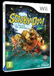 Scooby-Doo! e la palude del mistero Wii cover (SJ2PWR)