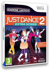 Just Dance 2 - Extra Songs Wii cover (SJ9P41)