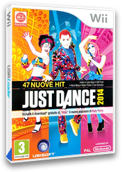 Just Dance 2014 Wii cover (SJOP41)
