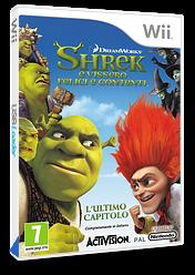 Shrek e vissero felici e contenti Wii cover (SK4I52)
