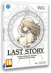 The Last Story Wii cover (SLSP01)